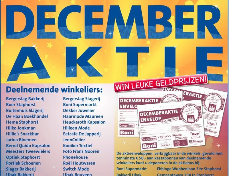 Decemberaktie 2017 Staphorst-Rouveen